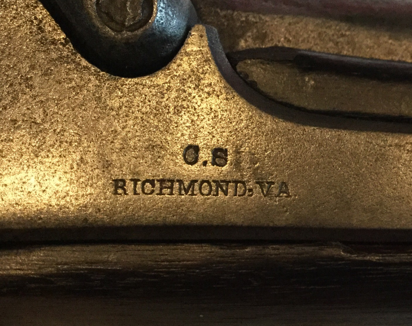 C.S.Richmond, Va