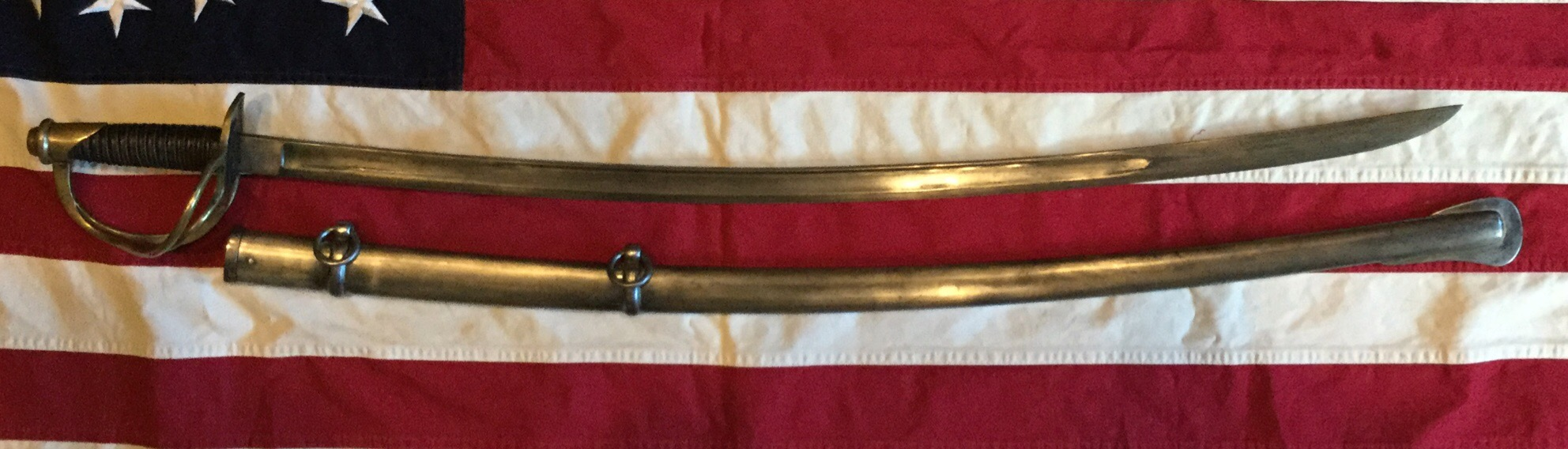 Ames Enlisted Model 1860 Calvary Saber