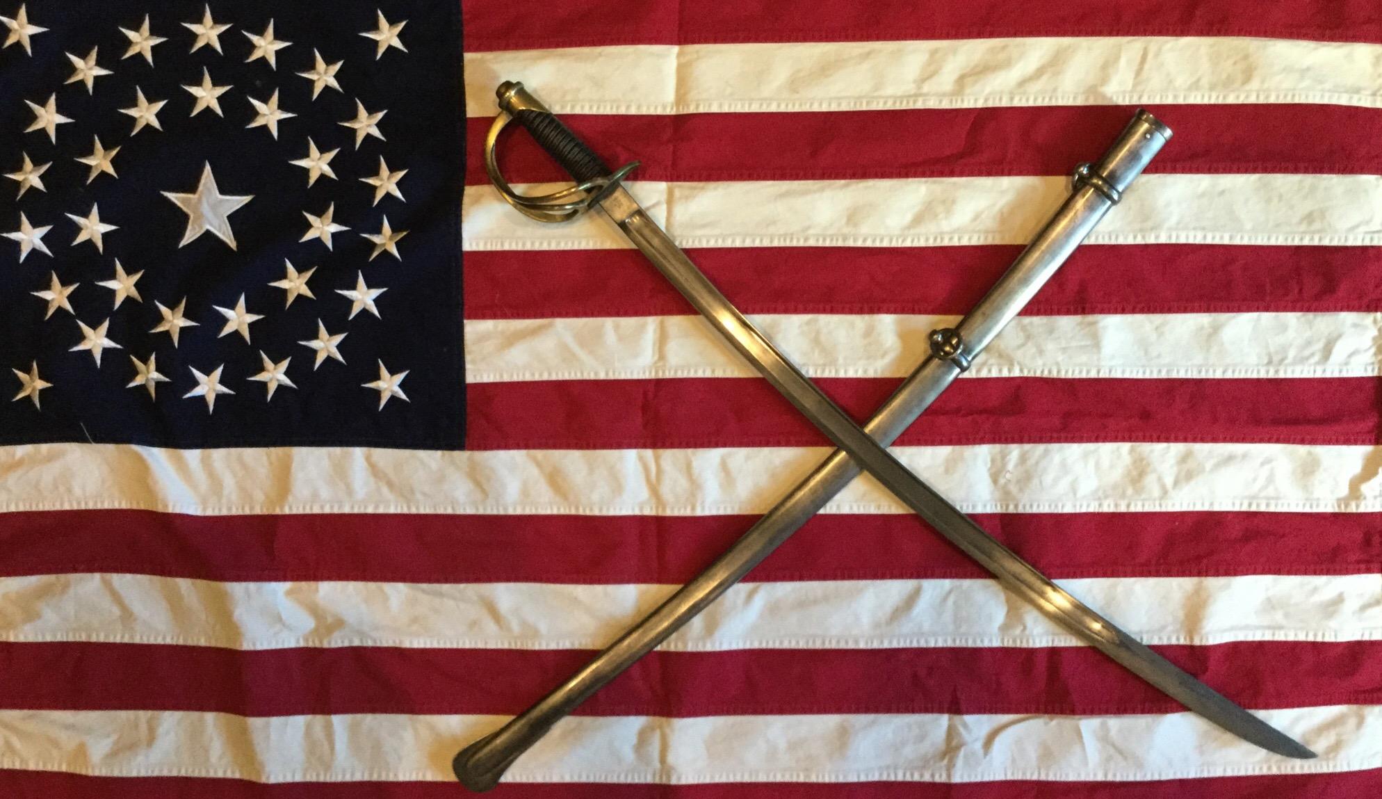Ames Cavalry Sword