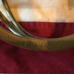 Ames Sword Model 1860, Inventory # 18320