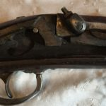Mules Foot In Cavity Of Richmond Carbine