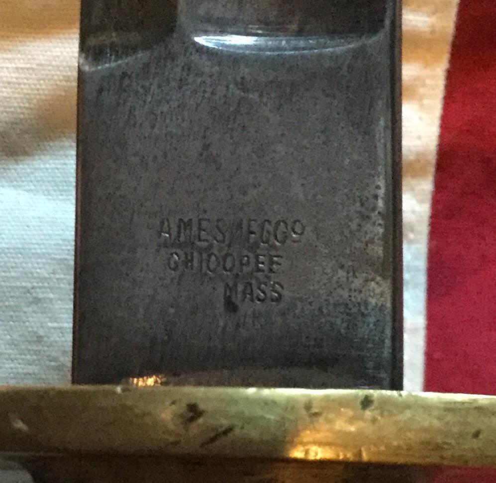 Ames Mfg Co. Chicopee Massachusetts