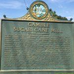Gamble Sugar Cane Mill