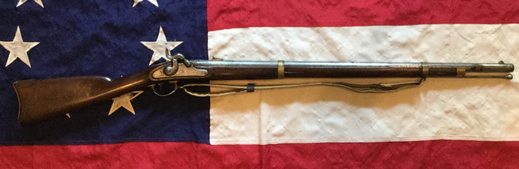 1863 Fayetteville Armory Type III Rifle