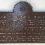 Judah P. Benjamin Memorial
