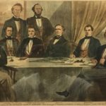 Cabinet Of The Confederate States Of Montgomery, Harper's Weekly