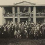 Gamble Mansion, 1927 Confederate Veterans Reunion