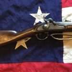 Fayetteville Rifle Shoulder Stock and Lockplate