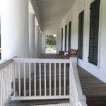 Gamble Mansion Balcony