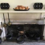 Gamble Mansion's Kitchen