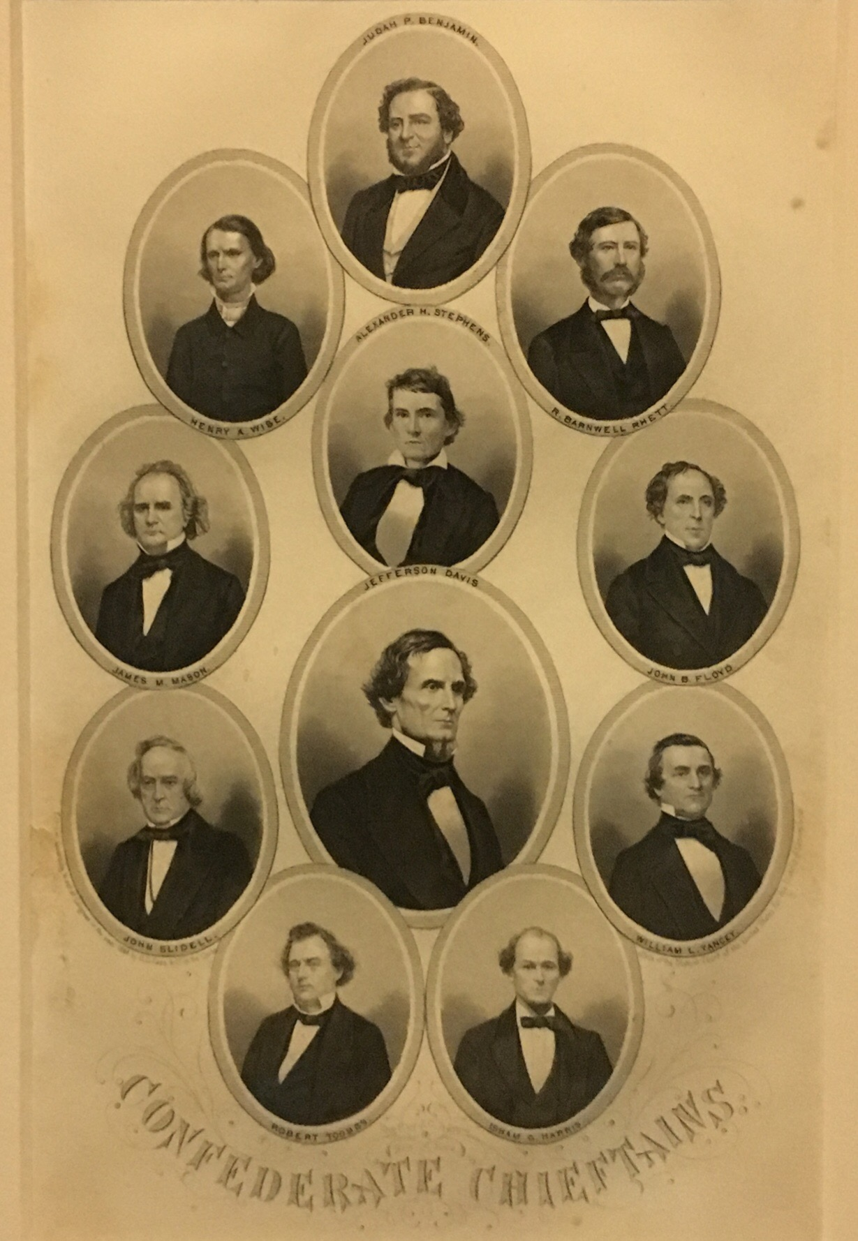 Confederate Chieftains