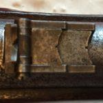 1863 Fayetteville Rifle Rear Sight