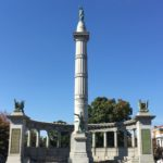 Jefferson Davis Monument, Richmond Virginia
