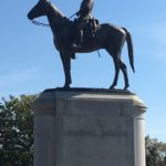 Stonewall Jackson & Little Sorrel Monument, Richmond Virginia