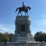 Robert E. Lee, Monument Avenue Richmond Virginia