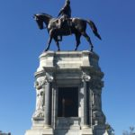 Robert Edward Lee Monument, Richmond Virginia