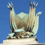 Jefferson Davis Monument Finial, Richmond Virginia