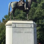 "Thomas ""Stonewall"" Jackson Monument, Monument Avenue Richmond Virginia"