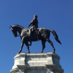 Confederate States Army General Robert E. Lee Monument