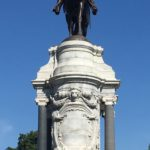 Robert E. Lee Monument, Richmond Virginia