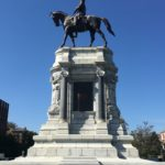 Robert E. Lee Monument, Commander Of The Army Of Northern Virginia
