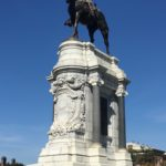Robert Edward Lee Monument, Monument Avenue Richmond Virginia