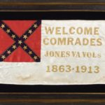 Civil War Reunion Flag, Jones Brigade