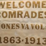 Welcome Comrades, Jones Virginia Voulunteers, 1863-1913