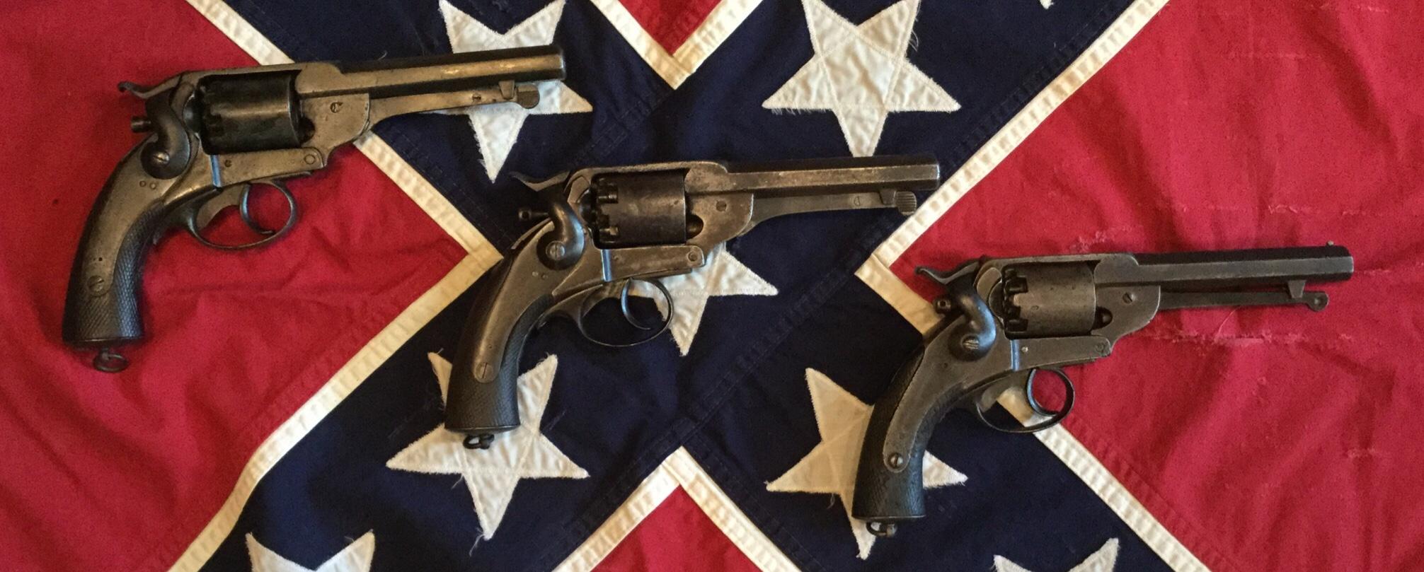 London Armoury Company, Kerr Revolver # 9900