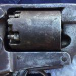 Kerr Revolver Cylinder & Frame