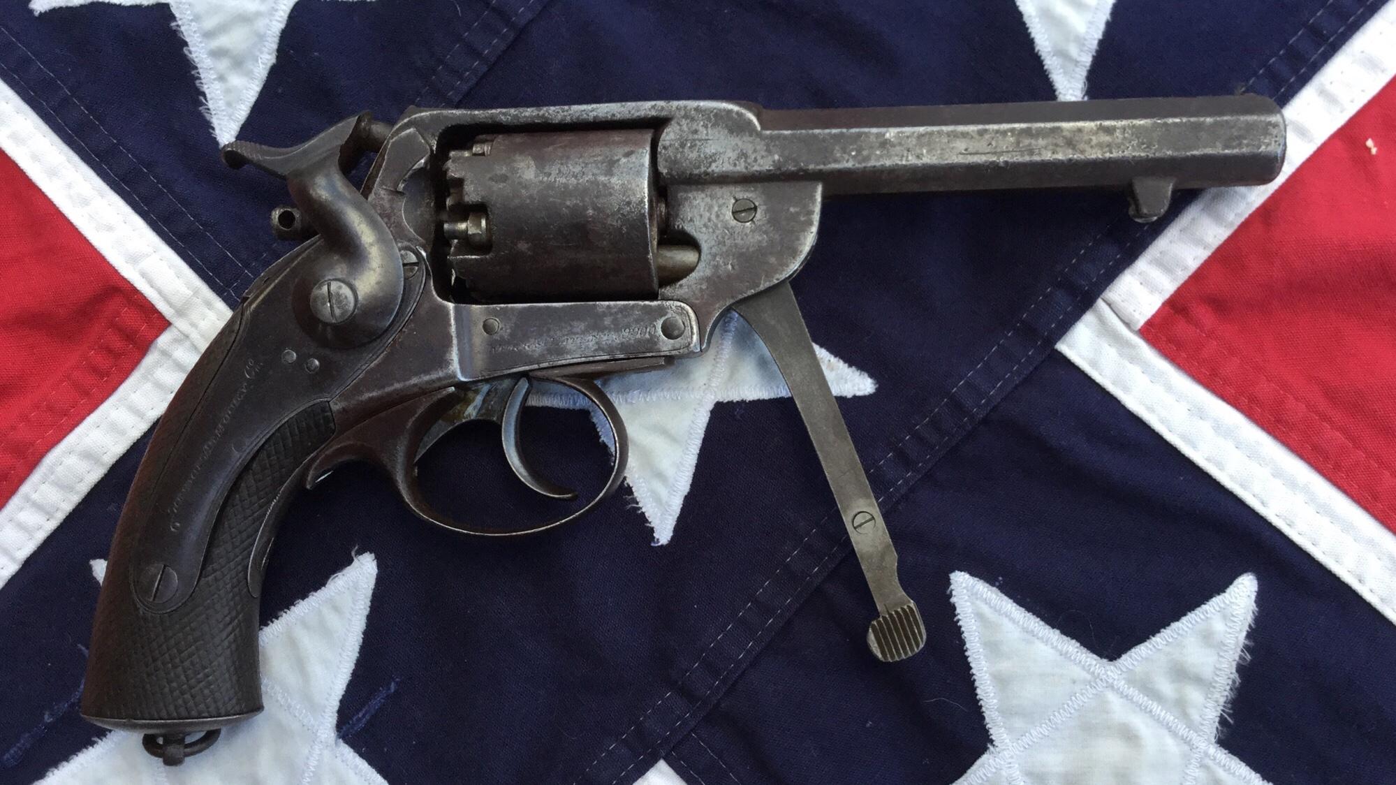 Kerr Revolver, Rammer Lever