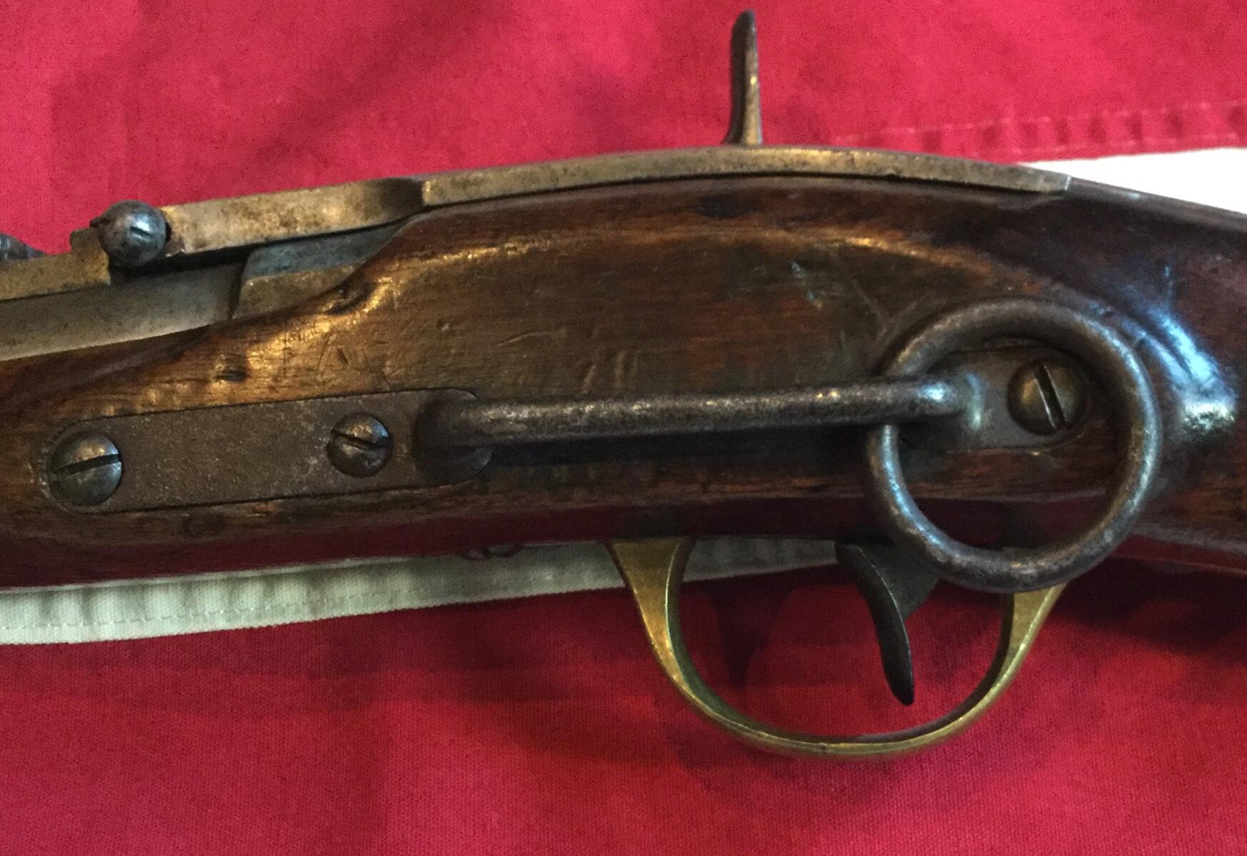 Merrill Carbine, Sling Ring