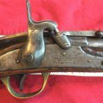 Merrill Carbine, Lock Plate First Type