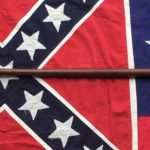 Confederate Battle Pike Wooden Pole