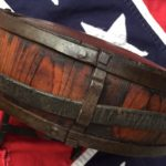 Confederate Canteen, Metal Bands & Leather Sling
