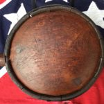 Confederate Issue Wood Drum Canteen