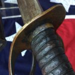 Kraft, Goldschmidt & Kraft Cavalry Sword Quillon & Ferrule