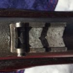1861 Richmond Rifle Musket, Rear Sight