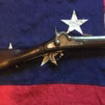 Richmond Rifle Musket, Shoulder Stock