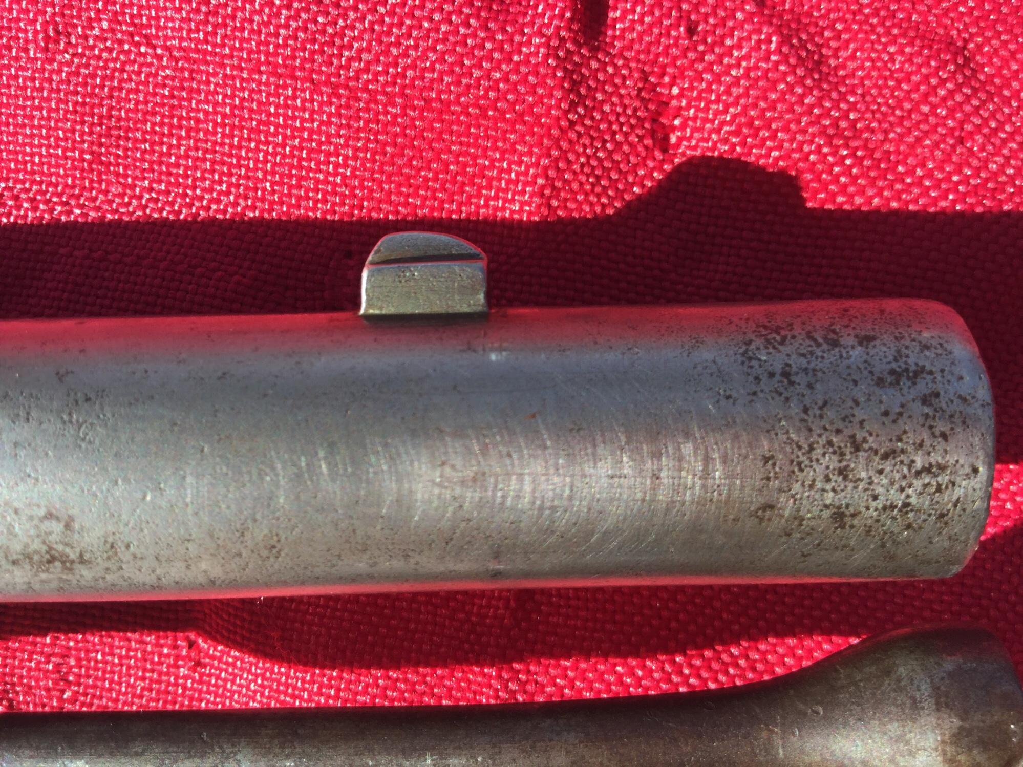 Richmond Rifle Front Sight