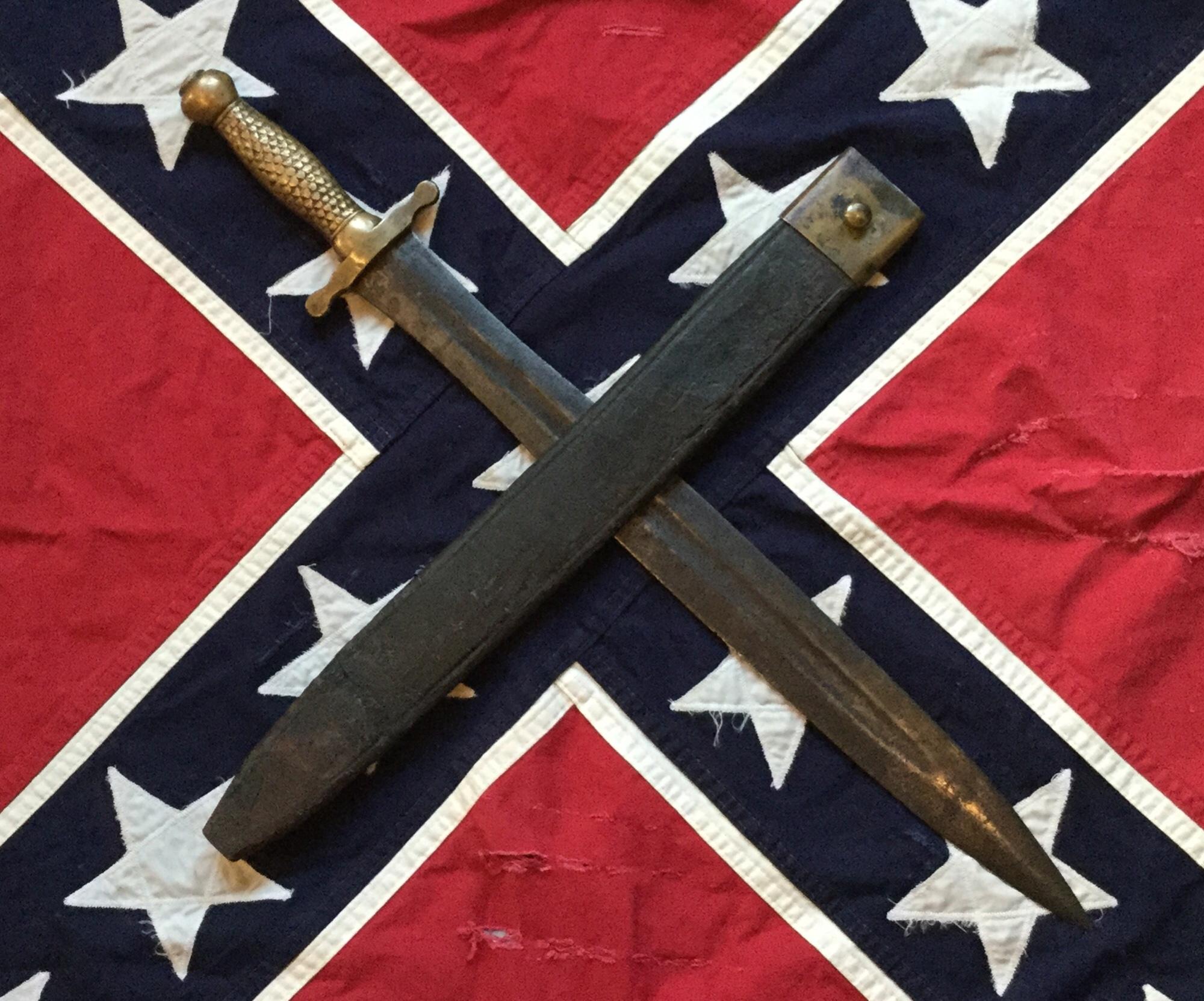 Southern Gladiator Sword & Scabbard
