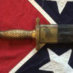 Louis Froelich, Artillery Short Sword & Scabbard