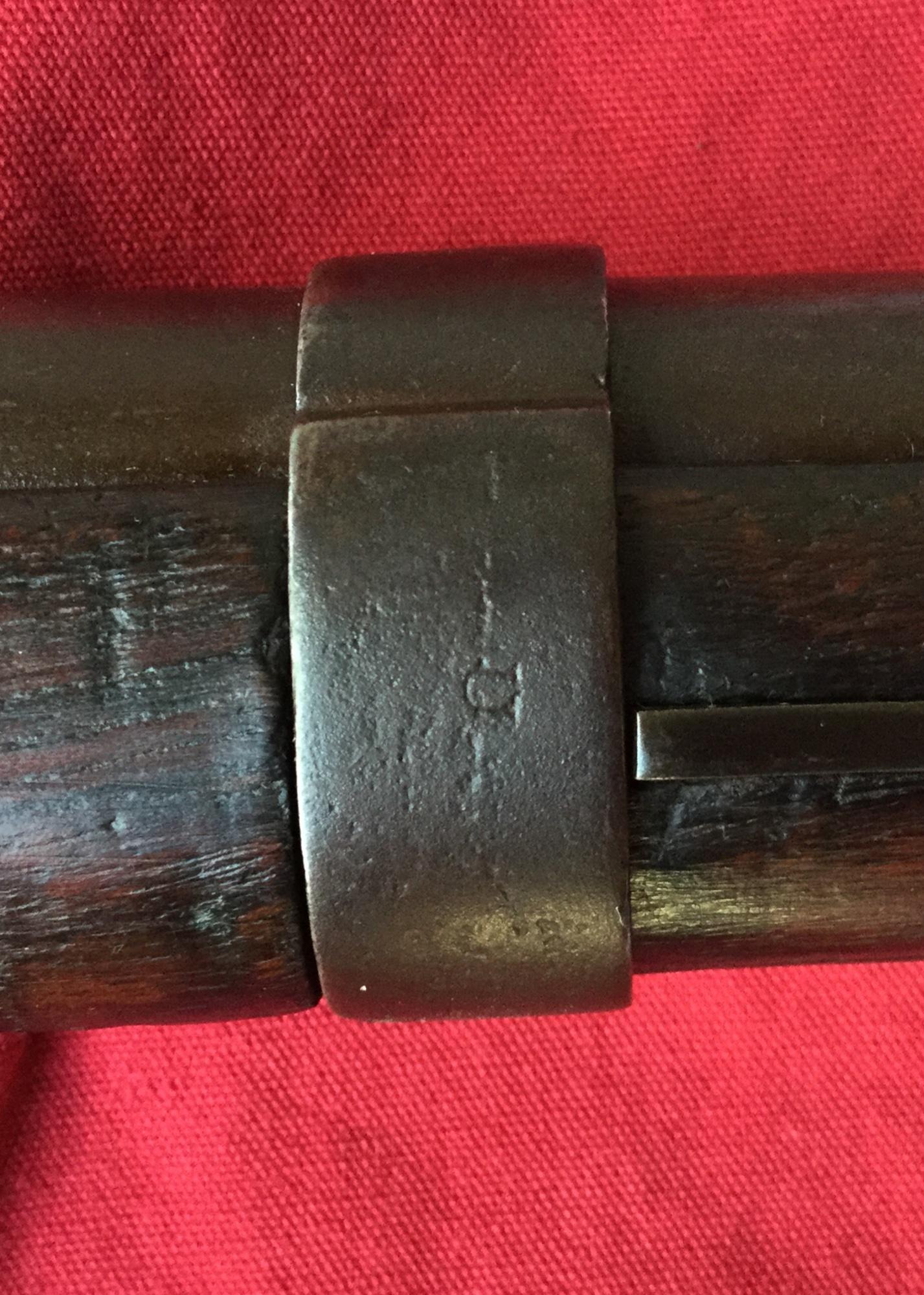 Richmond Carbine Forward Barrel Band