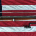 Colt Model 1861 Rifle Musket, Ramrod, Socket Bayonet