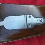 Harper's Ferry Rifle Patchbox