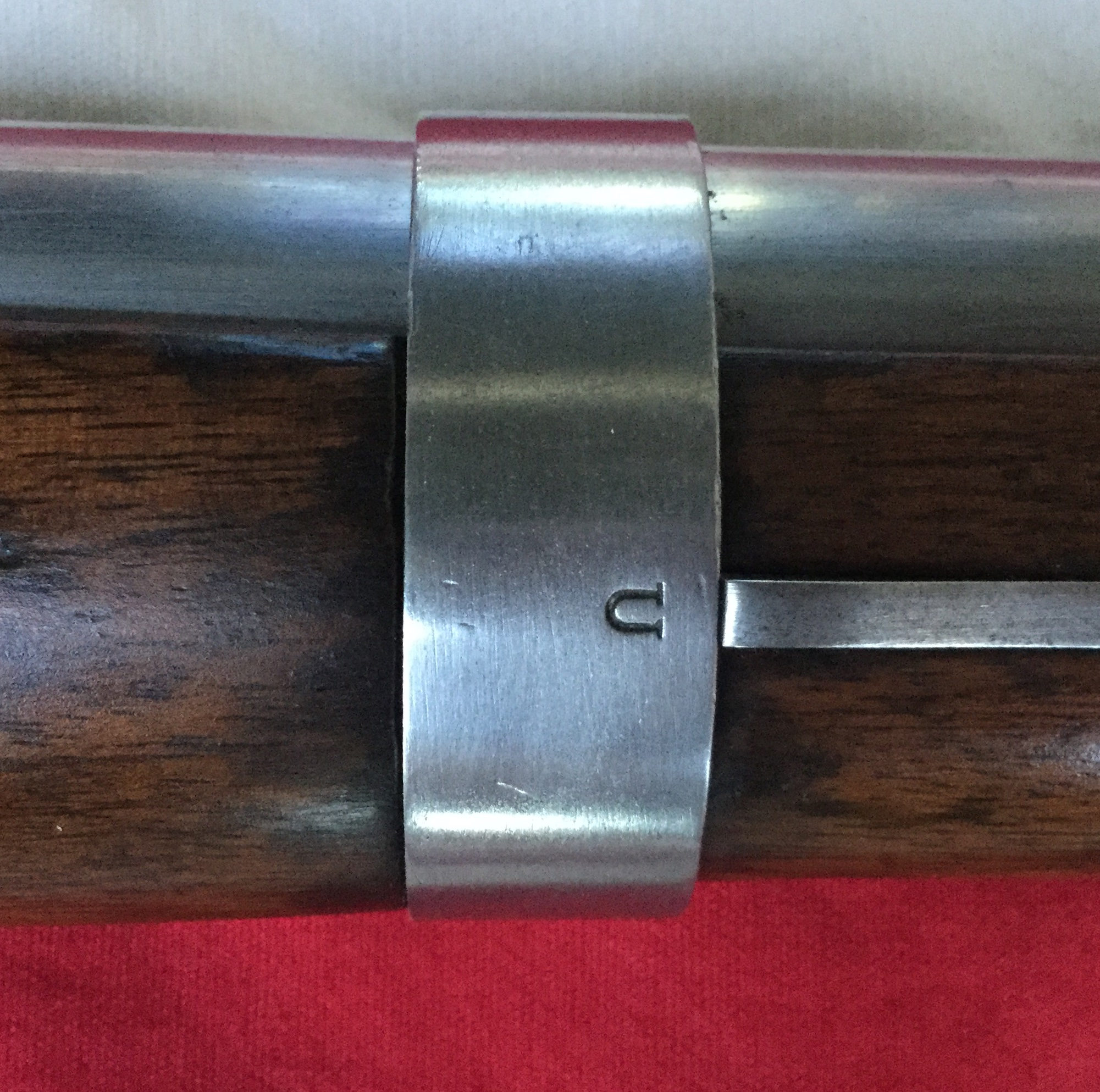 Barrel Band Model 1855 Type II Rifle