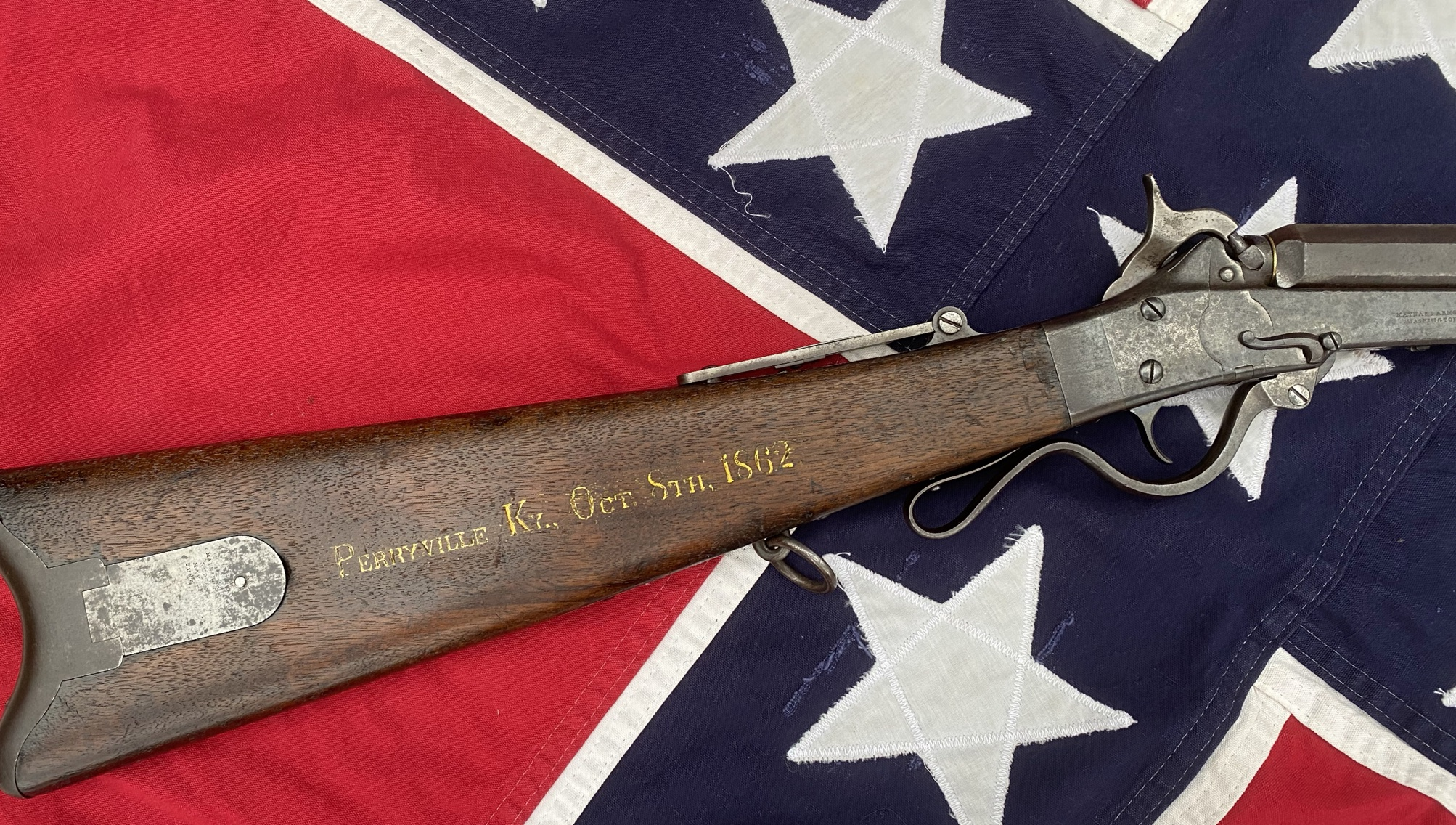 Maynard Carbine, War Trophy