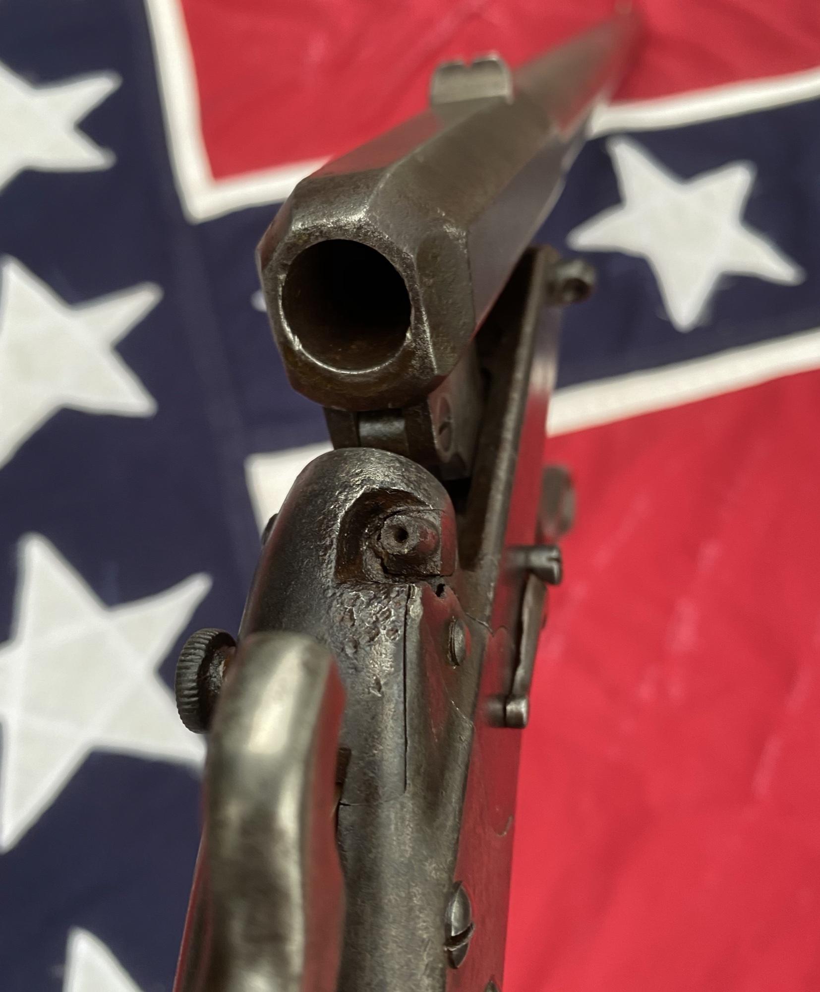 1st Model Maynard Carbine Breech & Nipple