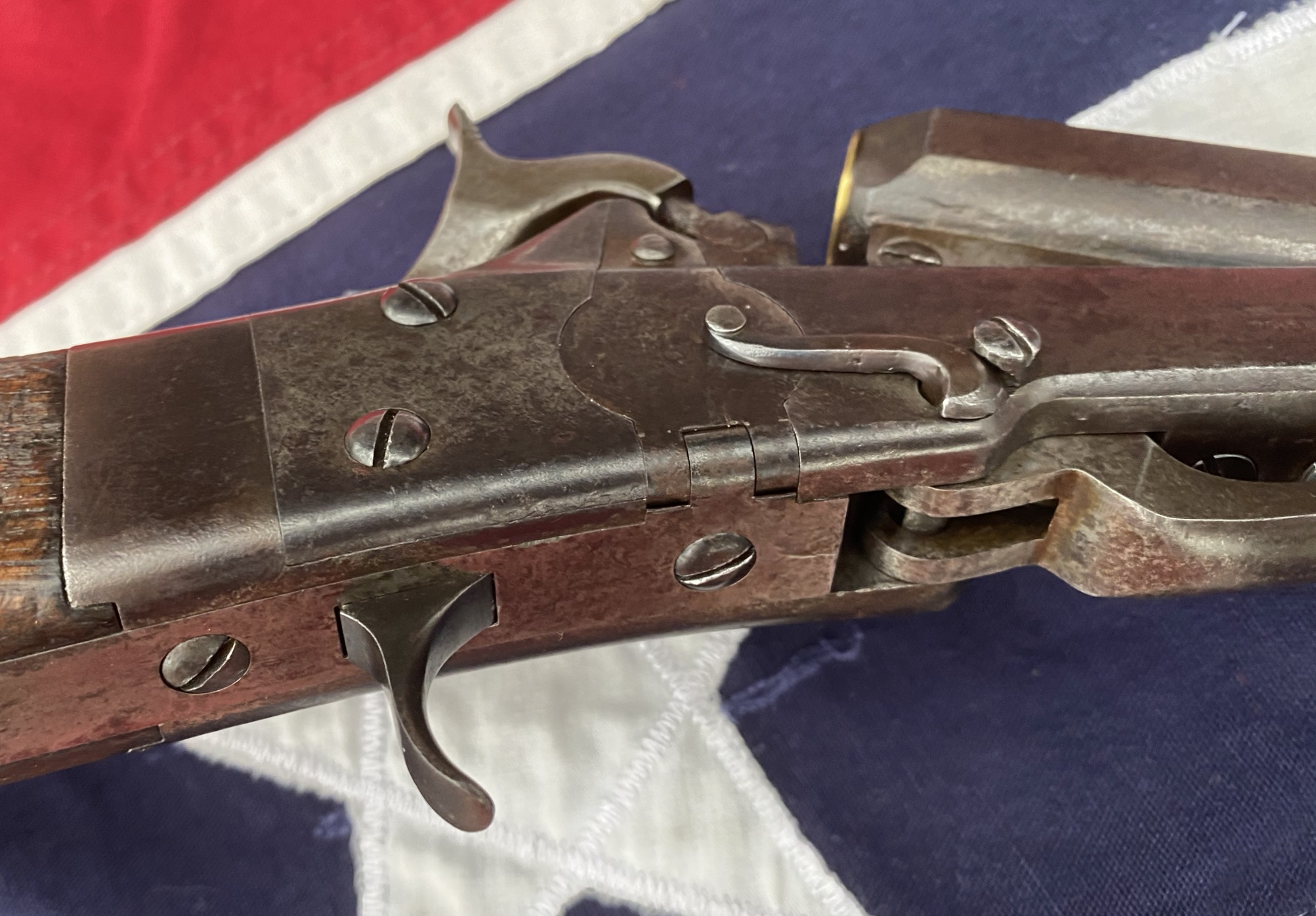 Maynard Carbine, Trigger Mechanism