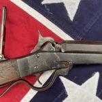 1st Model Maynard Carbine, Folding Tang Rear Sight